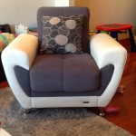 Armchair-San Carlos-Upholstery-cleaning