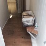 San Carloshallway-flood-damage-repair