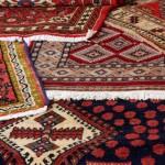 ancient handmade carpets and rugs-San Carlos